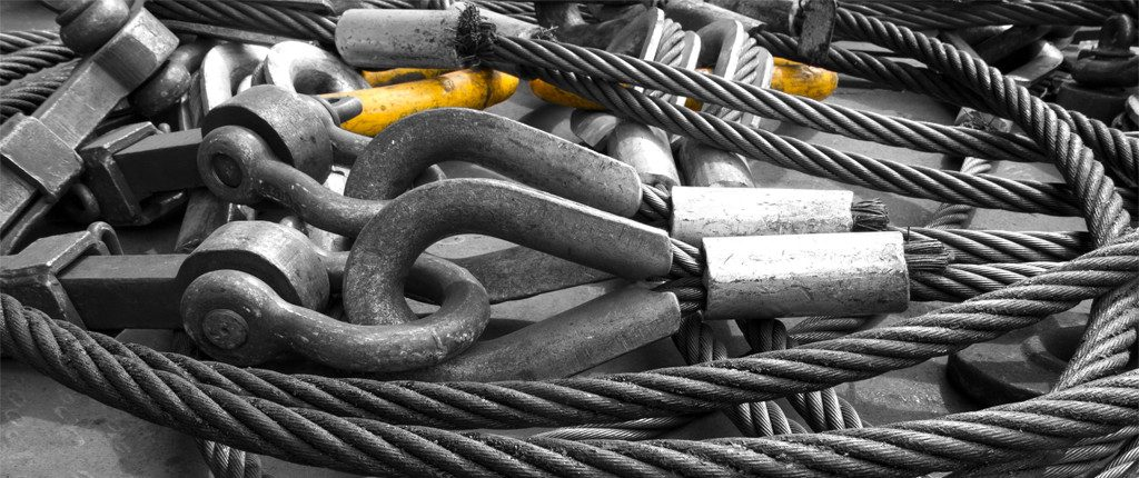 wire rope sling attachments